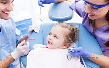 Открытие детской стоматологии