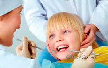 Підготовка до першого візиту дитячого стоматолога